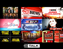 ARCHIVE | CTV / E-TALK [2007-2008]
