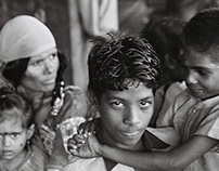 Street photography : India Center-South