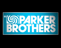 Parker Brothers 3D Logo Animation
