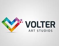 Volter Logo Design