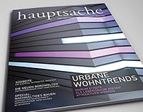 hauptsache Editorial Design