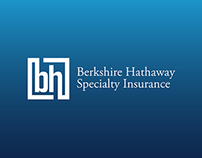 Branding for Berkshire Hathaway Specialty Insurance