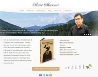 Website of Author - Ravi Nirmal Sharma