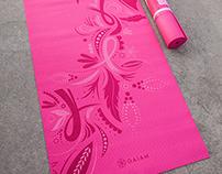 Gaiam - Forever Pink Yoga Mat