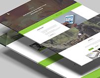 Onepage Multipurpose WordPress Theme