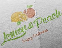 Lemon & Peach