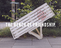 Fisherman's Friend - The Bench of Friendship