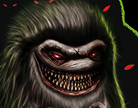 """""""ENGENDROS"""" Critters"""