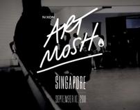 Nixon Art Mosh Singapore