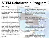 CSU STEM Brochure Draft