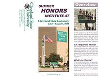 CSU Summer Honors