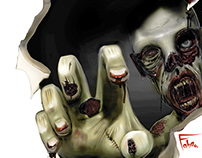 """""""ENGENDROS"""" Zombie Attack!"""
