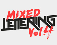 Mixed lettering Vol. 4