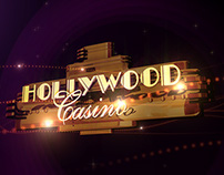 Hollywood Casino motion design exploration
