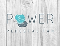 POWER: Pedestal Fan