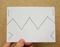Fluxus Postcard