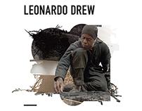 Leonardo Drew Poster