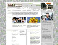 LALCV Branding and Website Design