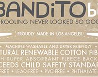 Bandito Product Display hanger