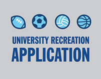 University Recreation | Application