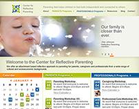 Center For Reflective Parenting Website