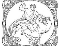 The Ancient Greek Myth of Theseus and the Minotaur