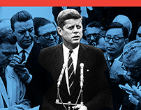 John F. Kennedy–Book Cover Design