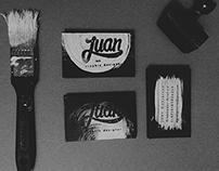 Juan, personal branding