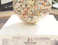 Creative Giant Egg