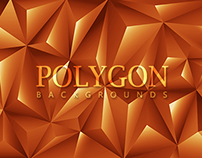 Polygon Backgrounds - $3