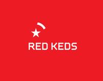 Red Keds Creative Agency Logo