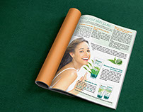 Himalaya Herbals Face Wash Advertorial