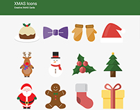 XMAS Icons Set - Free Christmas Supreme Shortcodes