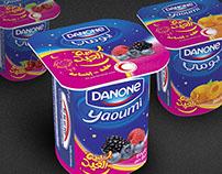 Danone Packs