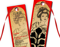 Japanese Bookmark