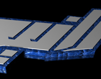Raneo 3D Logo