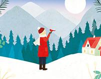 Carrie May - A Redbird Christmas