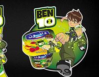 Ben10 by Danone