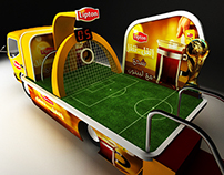 LIPTON 2014 - ROADSHOW - ACTIVATION-WORLD CUP-EVENTS