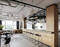Kitchen for Vizor Interactive (Minsk HQ)