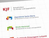KJF Medical Rehabilitation Service Rebranding