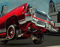 DISCOVERY CHANNEL LOW RIDER