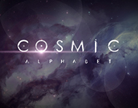 COSMIC alphabet (pack)