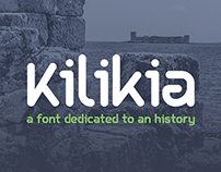 Kilikia Font