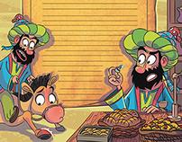 A nail's mistake _ Majid magazine
