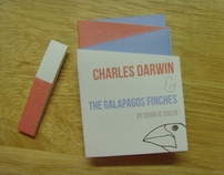 'Charles Darwin & The Galapagos Finches' Mini Booklet