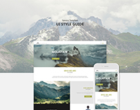 Square · Responsive Template
