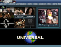 Universal Pictures, Social Media & Video Production