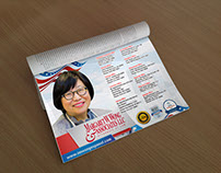 Magazine Margaret Wong