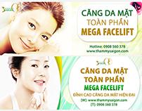 Cover Facebook and Banner Mega Facelift